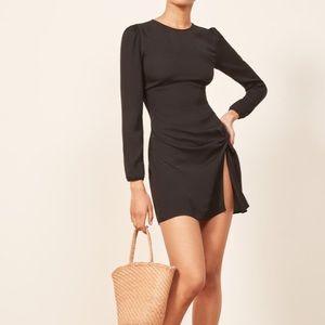 Reformation mini dress NWT